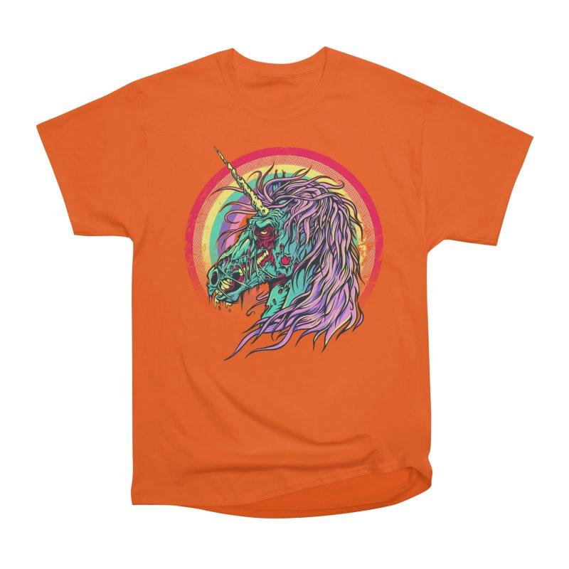 Unicorn Zombie Women's Classic Unisex T-Shirt by Ricomambo