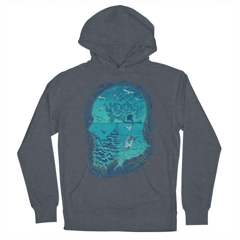 I Am War Men's Pullover Hoody by Ricomambo