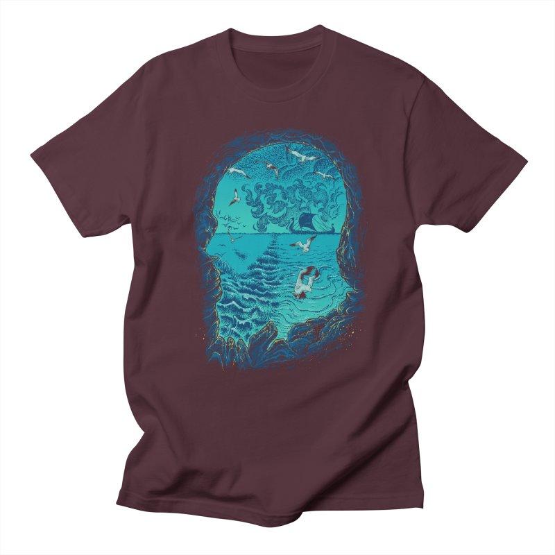 I Am War Men's T-shirt by Ricomambo