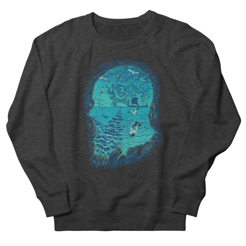 I Am War Men's Sweatshirt by Ricomambo