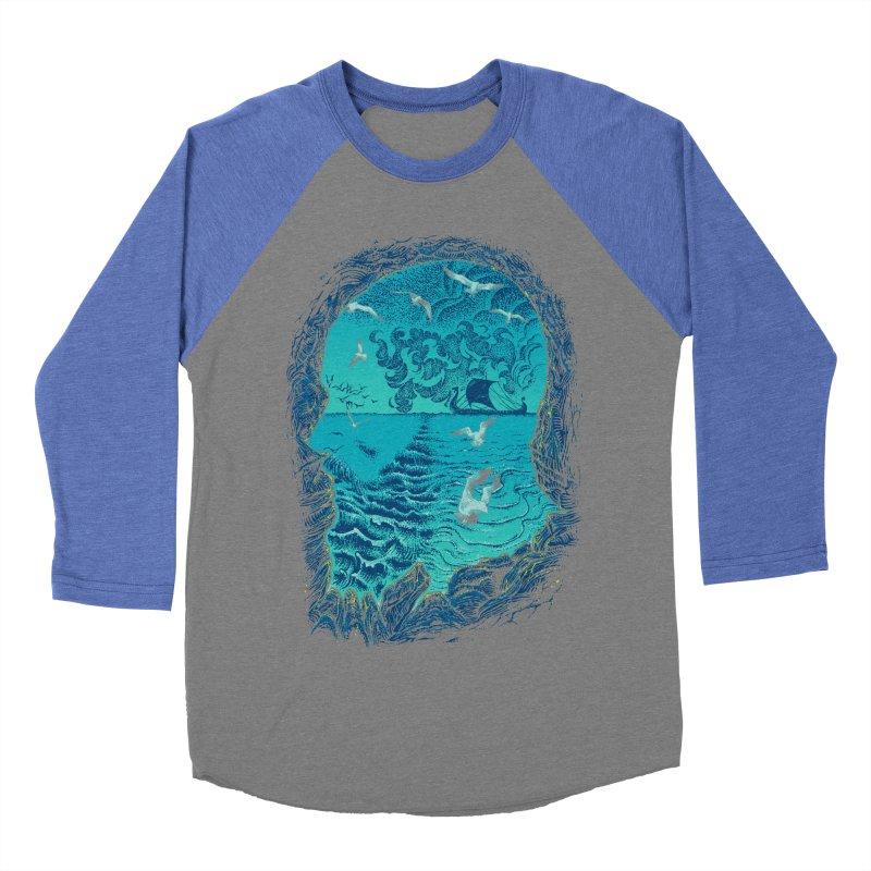 I Am War Men's Baseball Triblend T-Shirt by Ricomambo