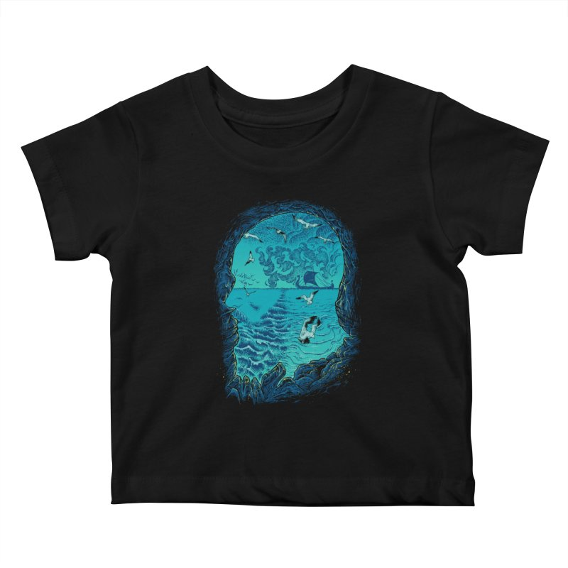 I Am War Kids Baby T-Shirt by Ricomambo