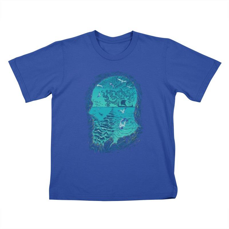 I Am War Kids T-shirt by Ricomambo
