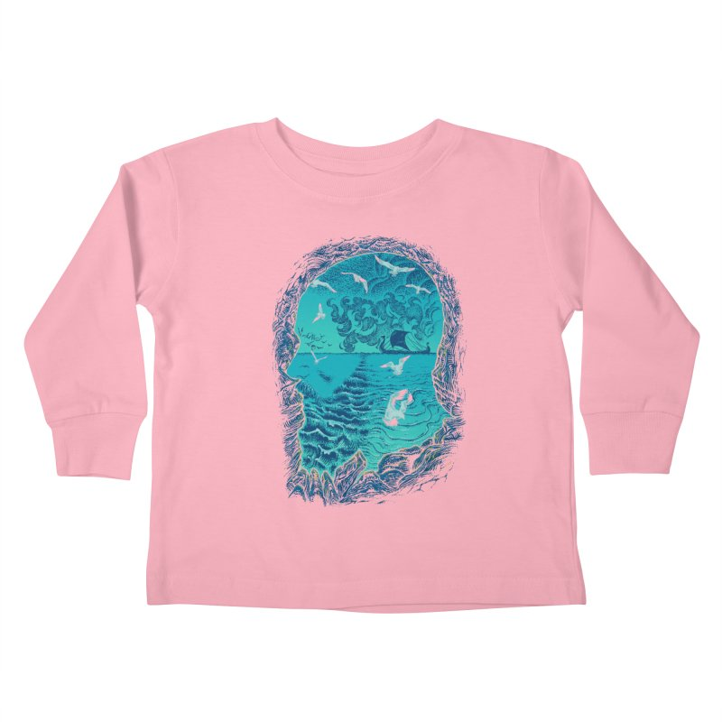 I Am War Kids Toddler Longsleeve T-Shirt by Ricomambo