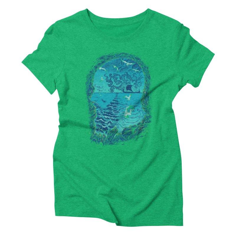 I Am War Women's Triblend T-Shirt by Ricomambo