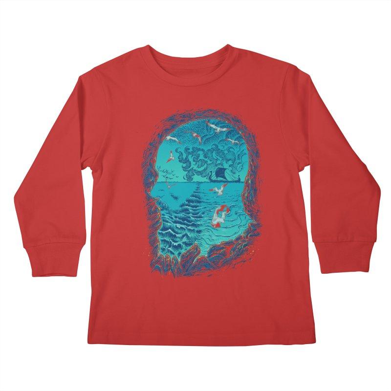 I Am War Kids Longsleeve T-Shirt by Ricomambo