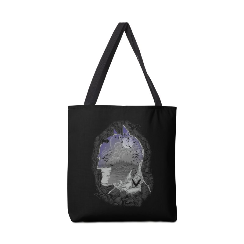 Bat Cave Accessories Bag by Ricomambo