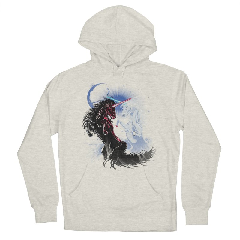 Unicorn Wars Women's Pullover Hoody by Ricomambo