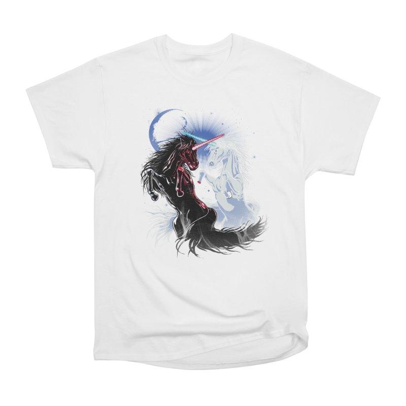 Unicorn Wars Women's Classic Unisex T-Shirt by Ricomambo