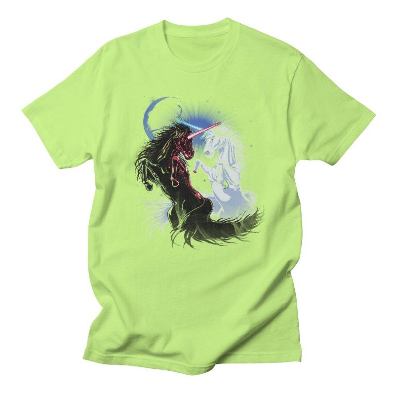 Unicorn Wars Men's T-Shirt by Ricomambo