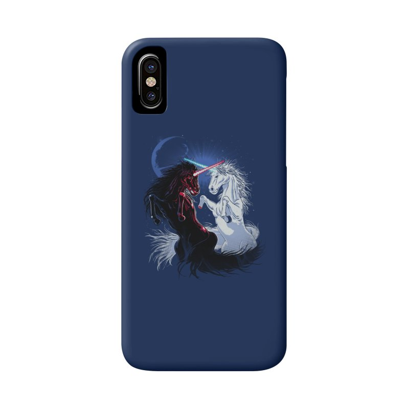 Unicorn Wars Accessories Phone Case by Ricomambo