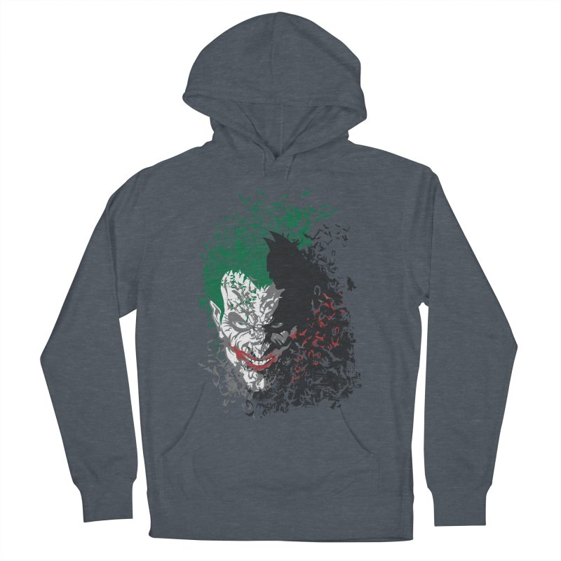 Arkham Bats Women's Pullover Hoody by Ricomambo
