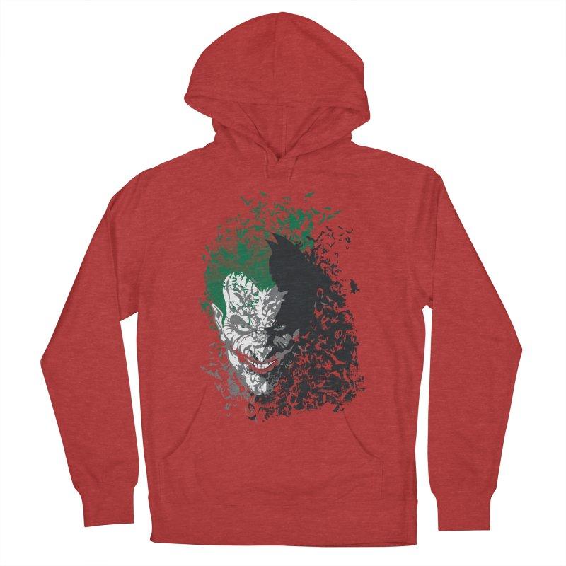 Arkham Bats Men's Pullover Hoody by Ricomambo