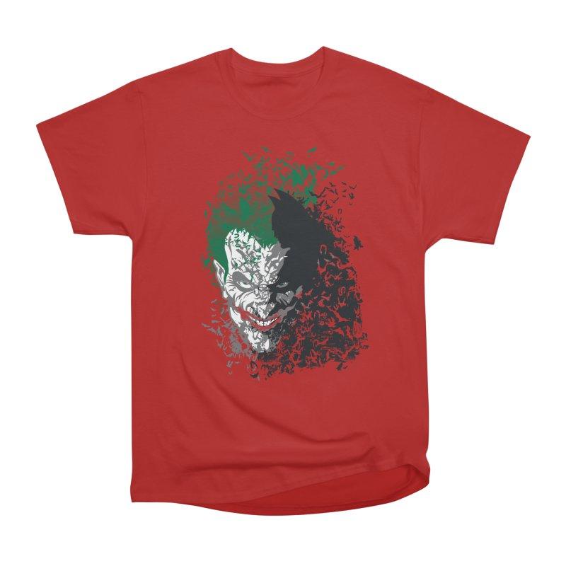Arkham Bats Men's Classic T-Shirt by Ricomambo
