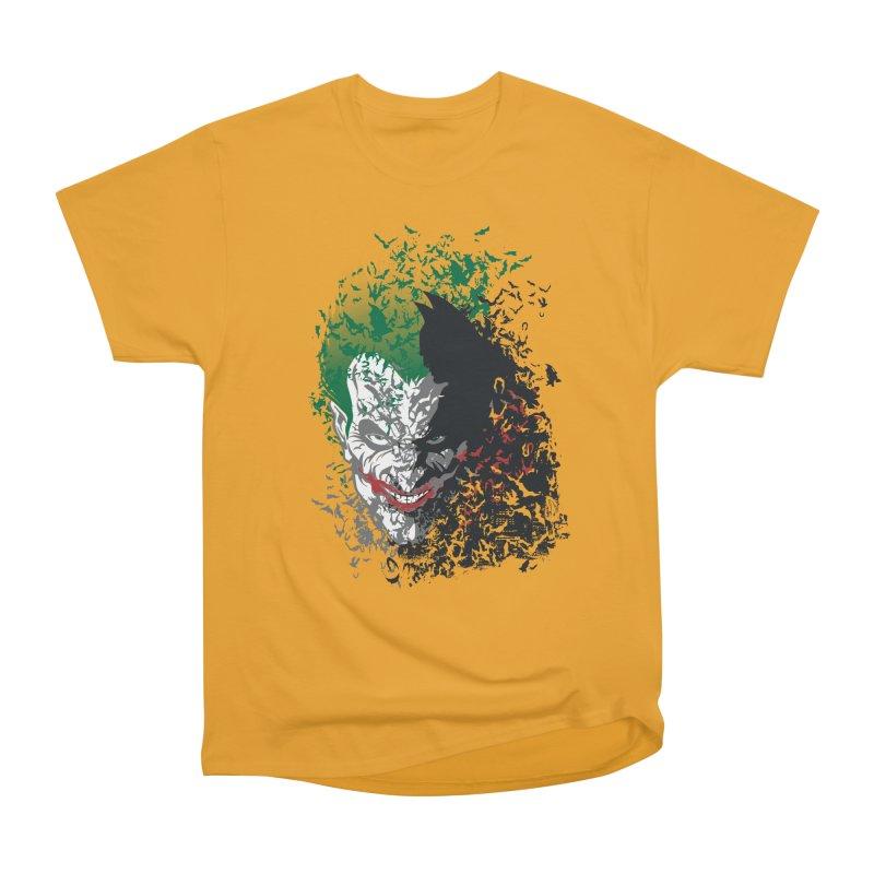 Arkham Bats Women's Classic Unisex T-Shirt by Ricomambo