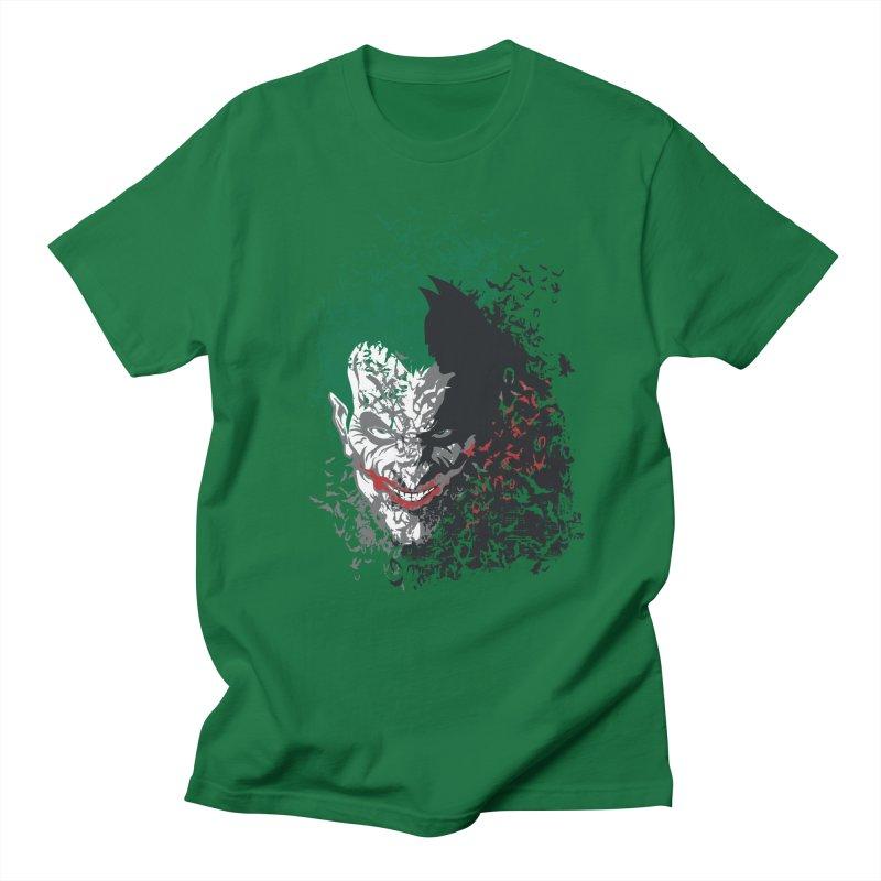 Arkham Bats Women's Unisex T-Shirt by Ricomambo