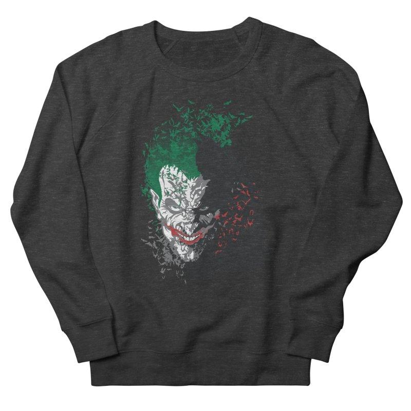 Arkham Bats Women's Sweatshirt by Ricomambo