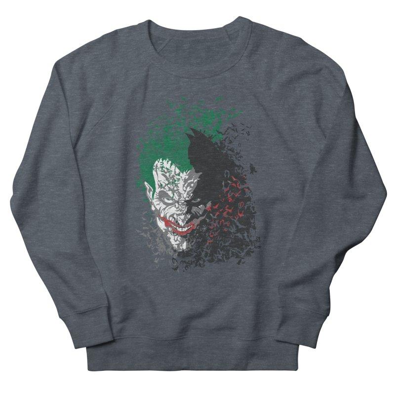 Arkham Bats Men's Sweatshirt by Ricomambo