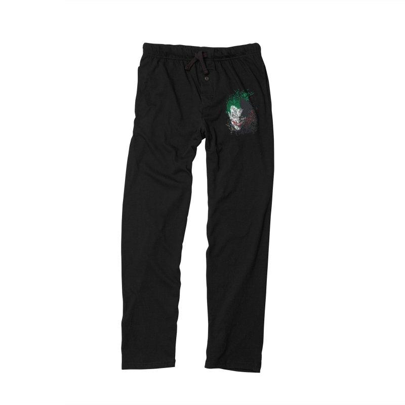 Arkham Bats Men's Lounge Pants by Ricomambo