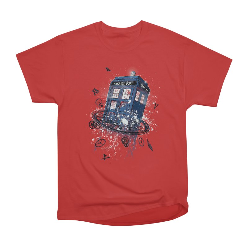 Breaking the Time Women's Classic Unisex T-Shirt by Ricomambo