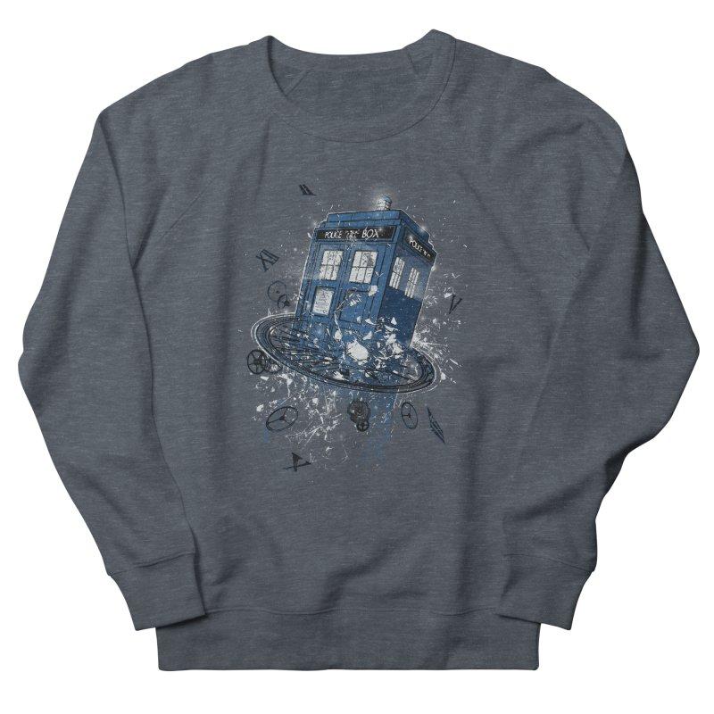 Breaking the Time Women's Sweatshirt by Ricomambo