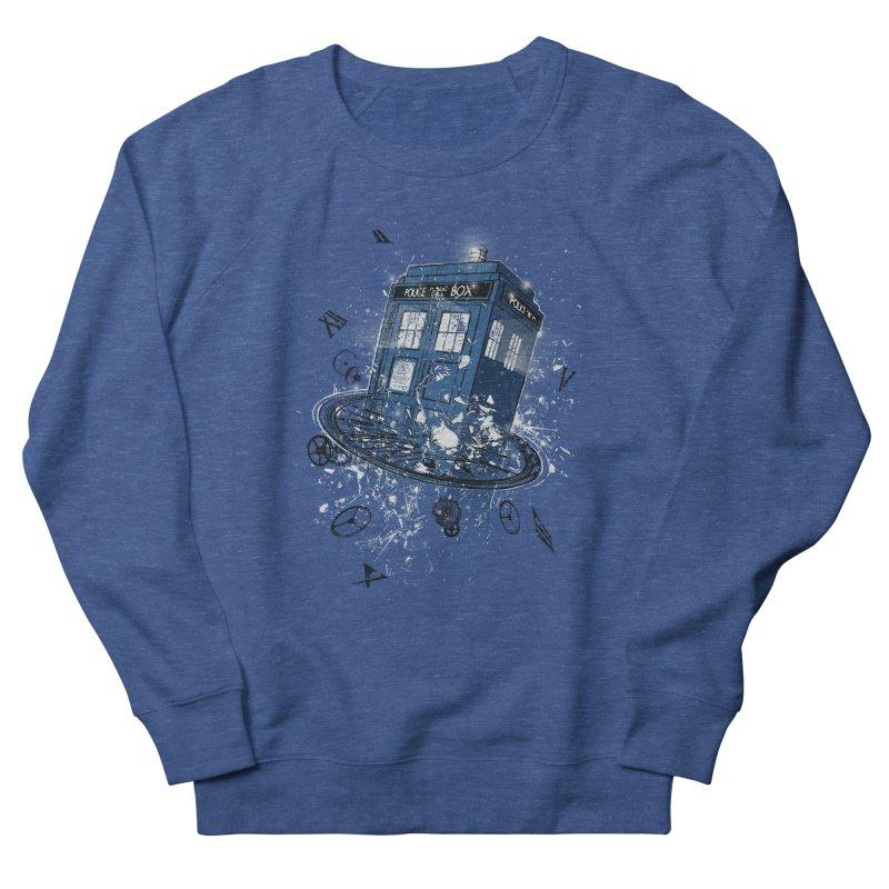 Breaking the Time Men's Sweatshirt by Ricomambo