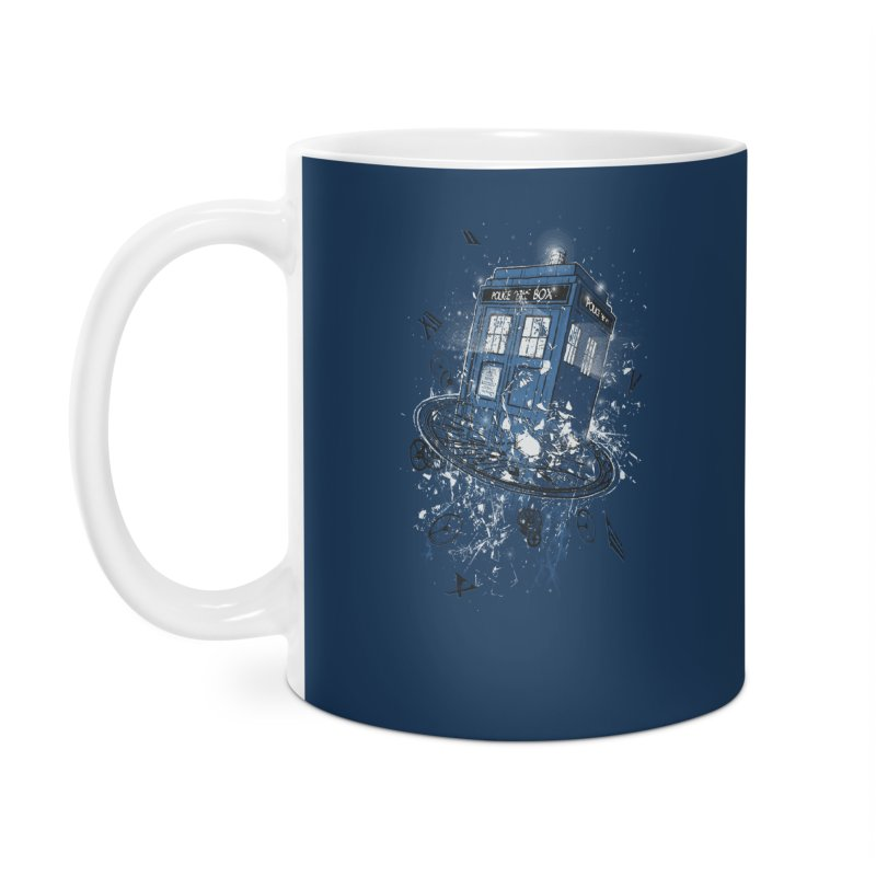 Breaking the Time Accessories Mug by Ricomambo