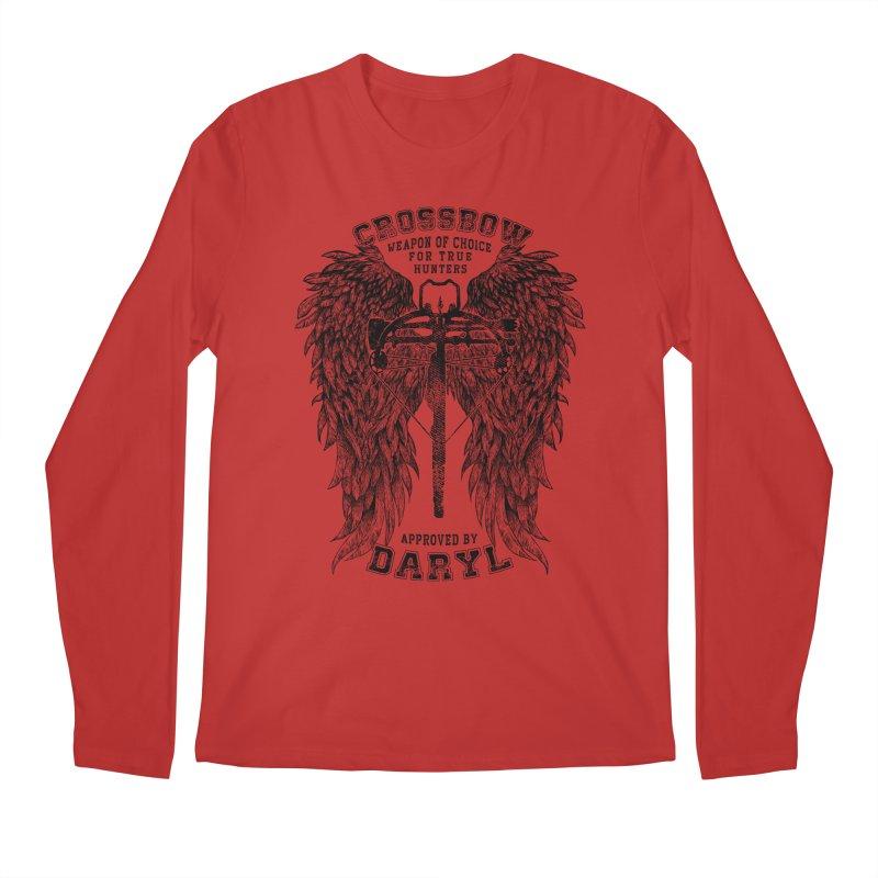 Crossbow Men's Longsleeve T-Shirt by Ricomambo