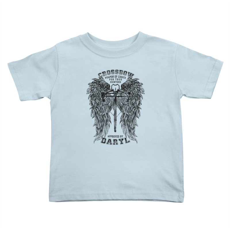 Crossbow Kids Toddler T-Shirt by Ricomambo