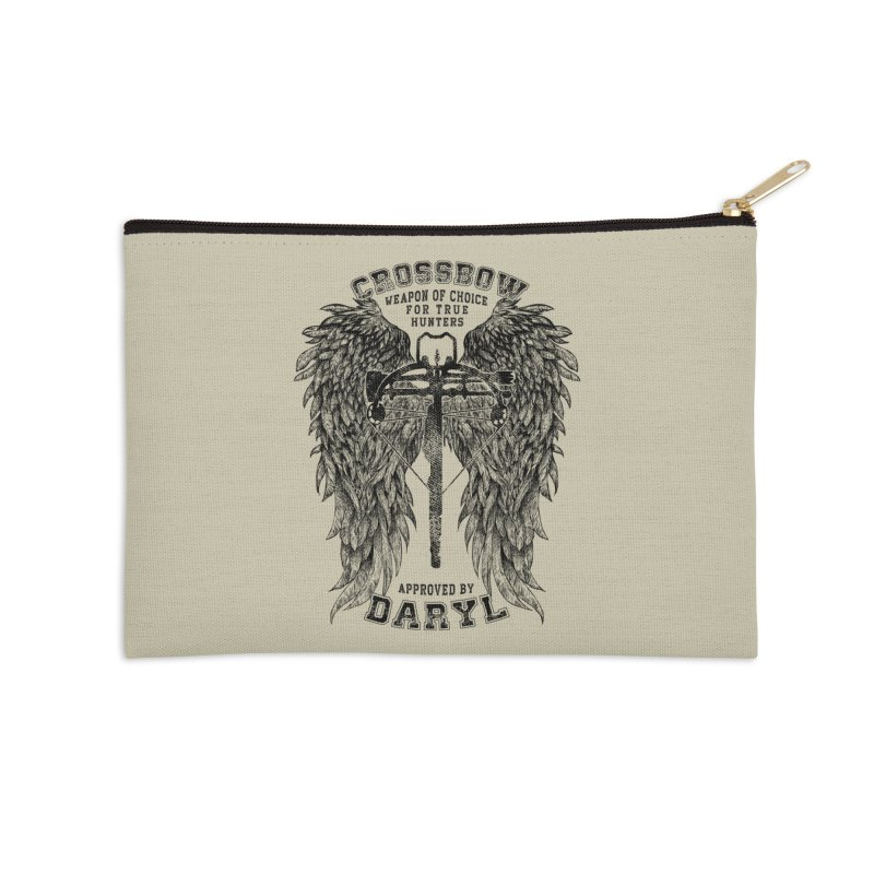 Crossbow Accessories Zip Pouch by Ricomambo
