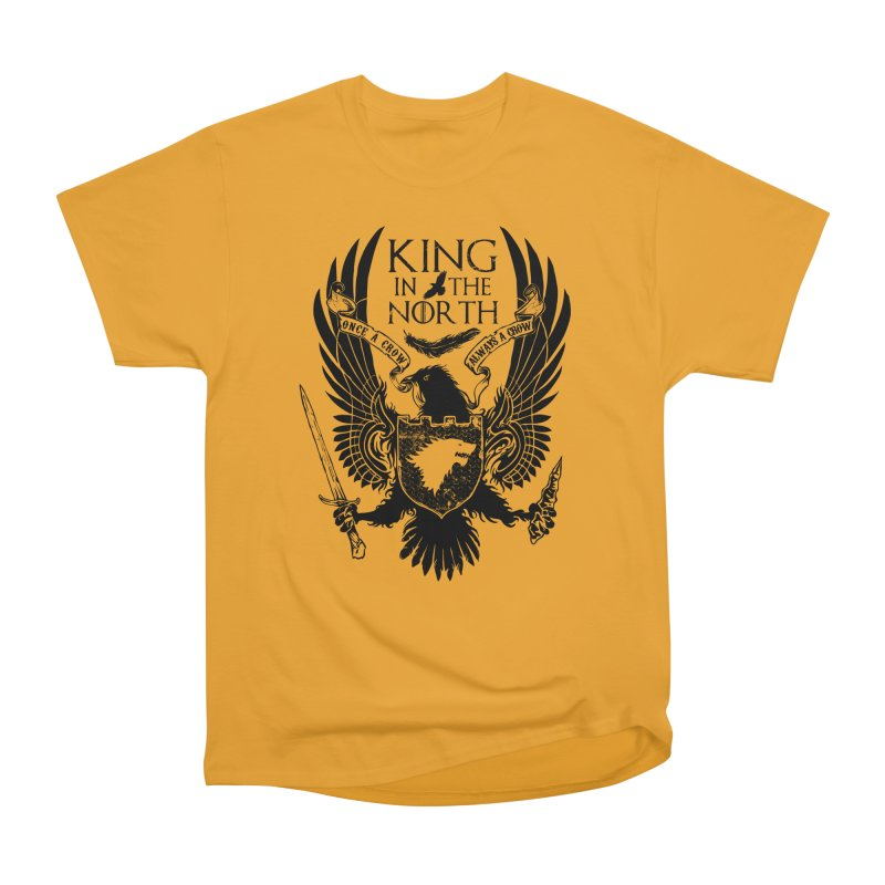 King in the North Men's Classic T-Shirt by Ricomambo