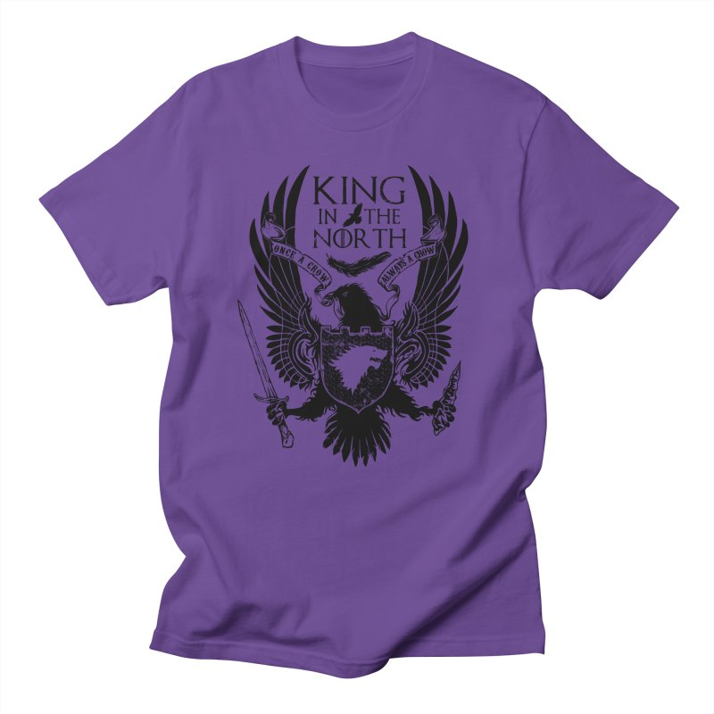 King in the North Women's Unisex T-Shirt by Ricomambo