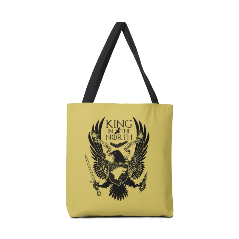 King in the North Accessories Bag by Ricomambo