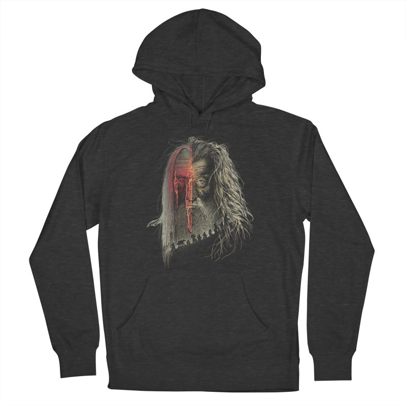 Evil Border Women's Pullover Hoody by Ricomambo