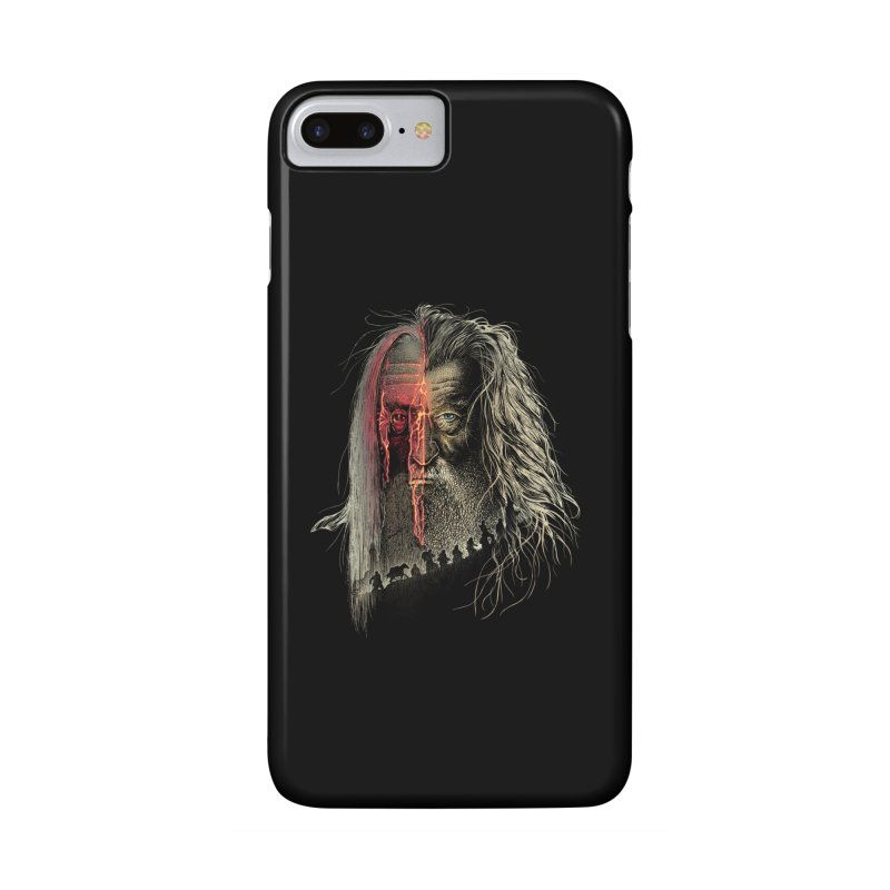 Evil Border Accessories Phone Case by Ricomambo