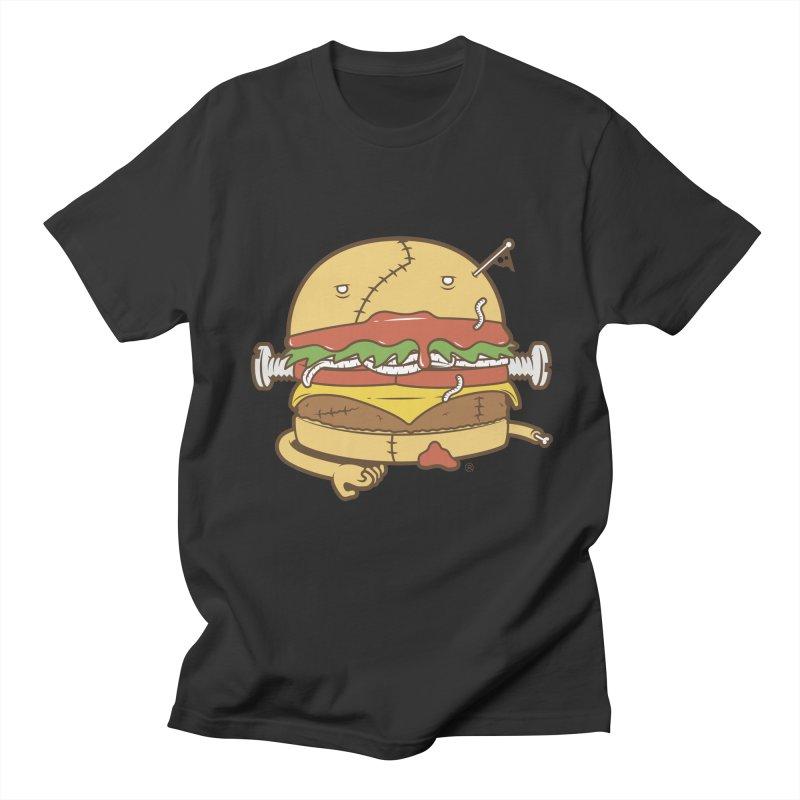 Burgerstein Men's Regular T-Shirt by ricosquesos's Artist Shop