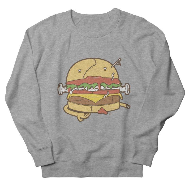 Burgerstein Men's Sweatshirt by ricosquesos's Artist Shop