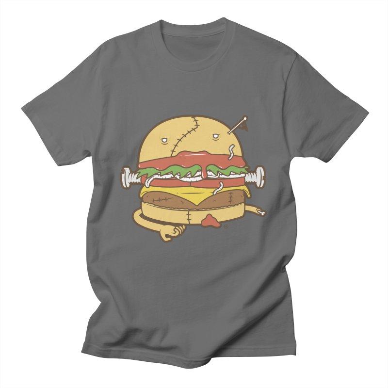 Burgerstein Men's T-Shirt by ricosquesos's Artist Shop