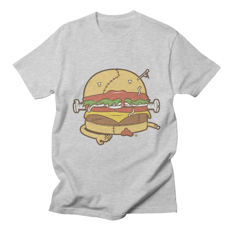 Burgerstein Men's T-Shirt by ricosquesos's Artist Shop