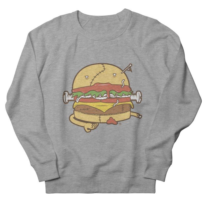 Burgerstein Men's French Terry Sweatshirt by ricosquesos's Artist Shop