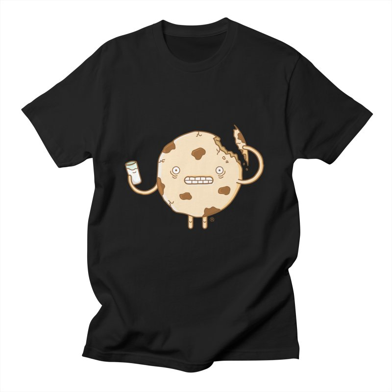 Cannibal Cookie Men's T-Shirt by ricosquesos's Artist Shop