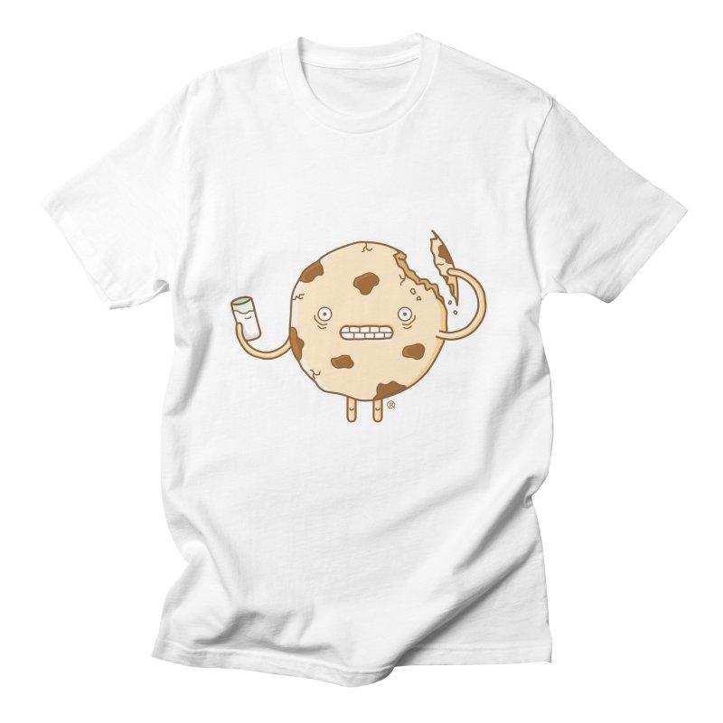 Cannibal Cookie Men's Regular T-Shirt by ricosquesos's Artist Shop