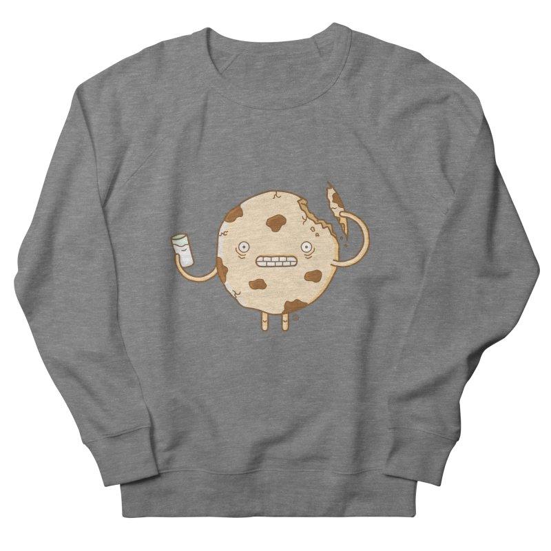 Cannibal Cookie Men's Sweatshirt by ricosquesos's Artist Shop