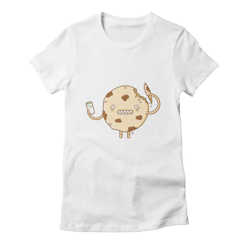 Cannibal Cookie Women's T-Shirt by ricosquesos's Artist Shop