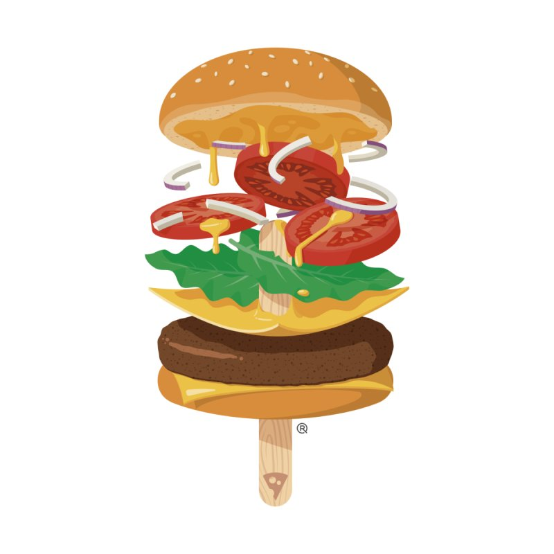 Summerburger   by ricosquesos's Artist Shop