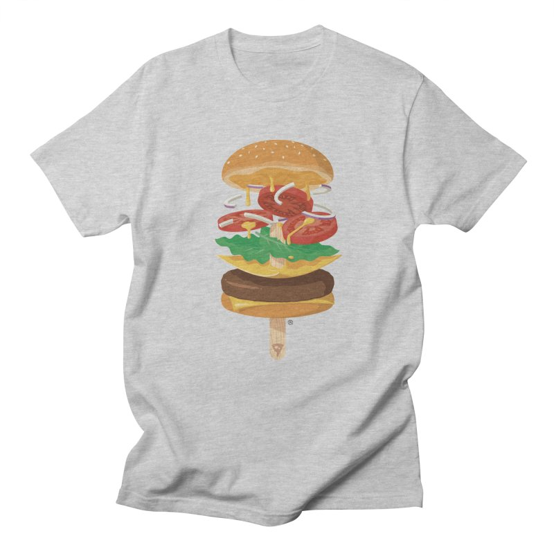 Summerburger Women's T-Shirt by ricosquesos's Artist Shop