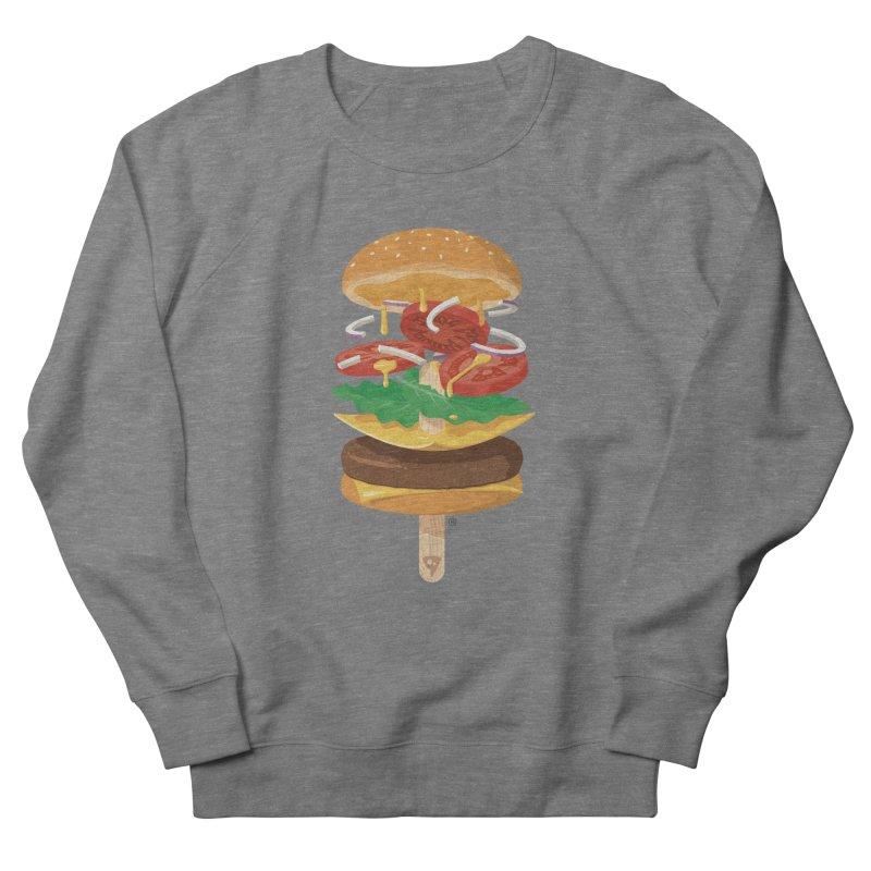 Summerburger Women's Sweatshirt by ricosquesos's Artist Shop
