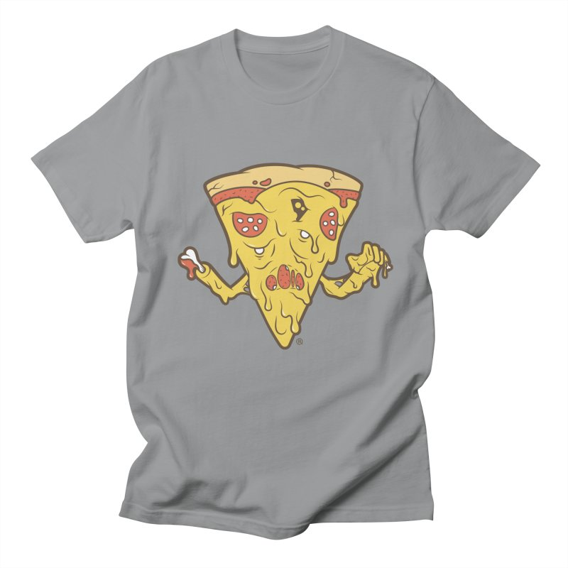Pizzambie Women's Regular Unisex T-Shirt by ricosquesos's Artist Shop