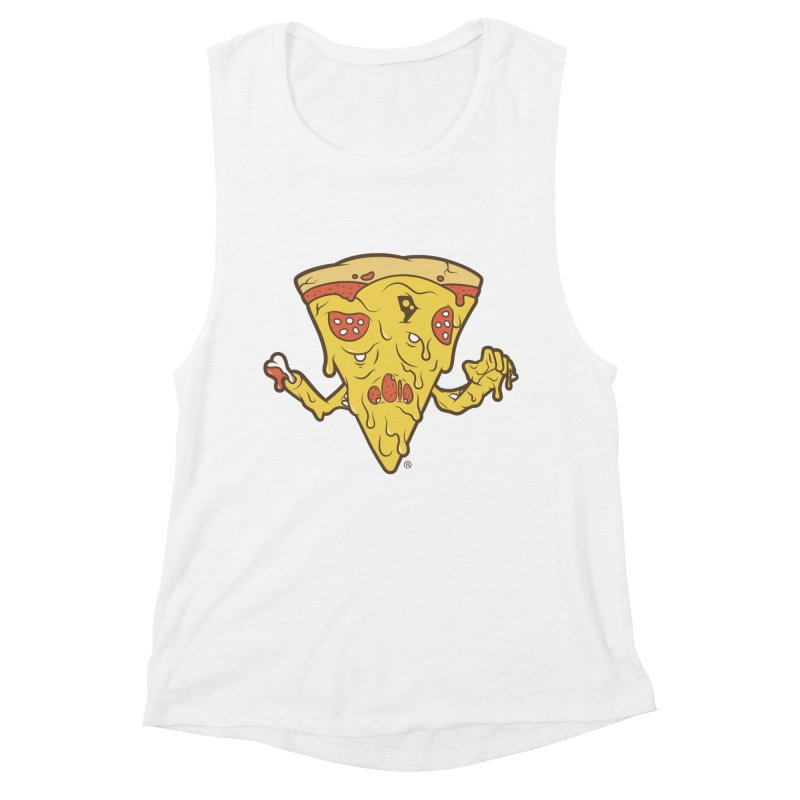 Pizzambie Women's Tank by ricosquesos's Artist Shop