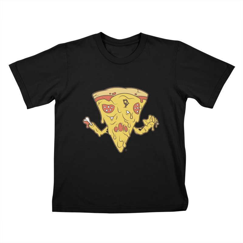 Pizzambie Kids T-Shirt by ricosquesos's Artist Shop
